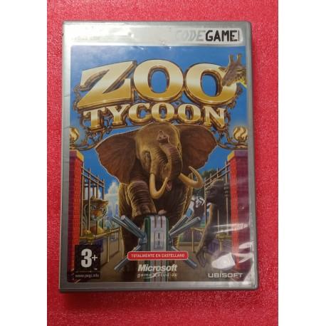 PC CD ROM - ZOO TYCOON