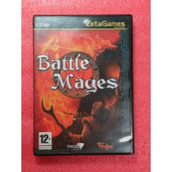 PC CD ROM - BATTLE MAGES