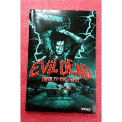 PC CD ROM - EVIL DEAD (Hail to the king)