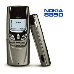 Nokia - 8850